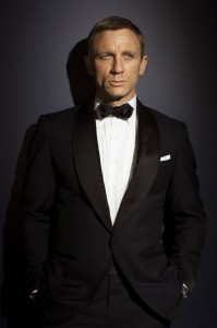 James Bond: Black Tie Fomal