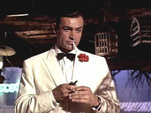 James Bond White Dinner Jacket