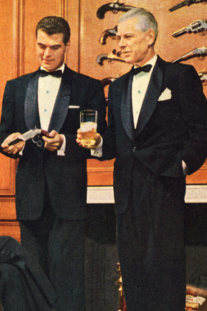 Easy Going Formality, circa 1950s