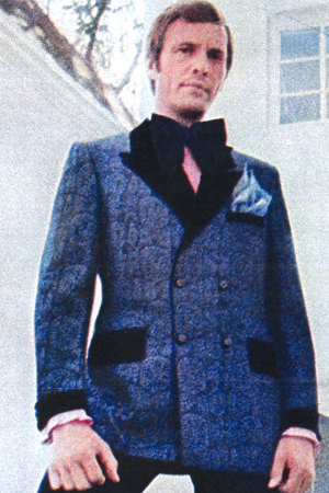 Neo Edwardian Styling, circa 1969