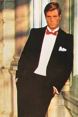 Return to Conservative Styling, circa 1980s