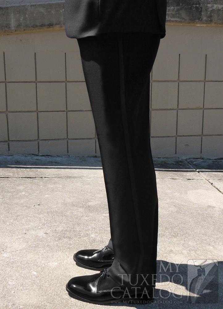 Profile of Ike Behar Slim Fit Trousers