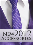 New Mens Formal Wear Accessories for 2012!