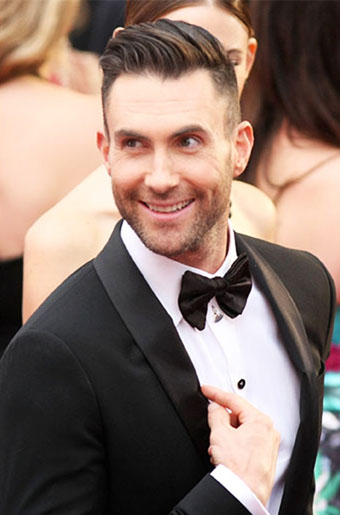Black Tie Shawl Collars at the 2015 Oscars!