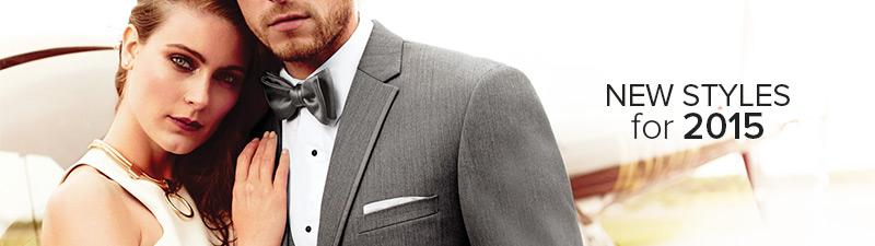 8 New Tuxedo Styles for 2015!