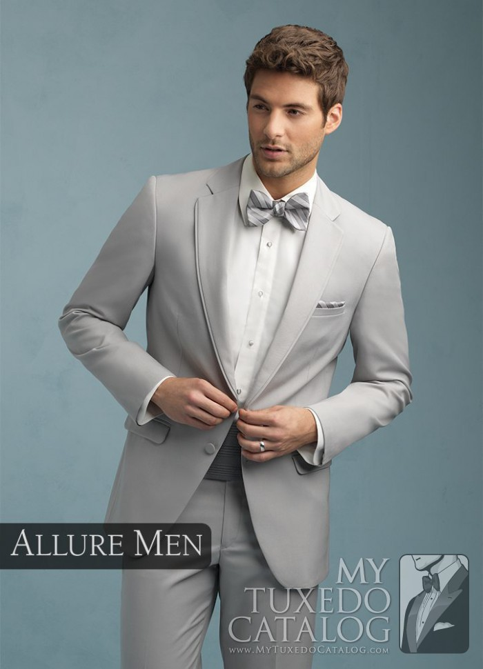 Cement Grey Bartlett Tuxedo Tuxedos Amp Suits