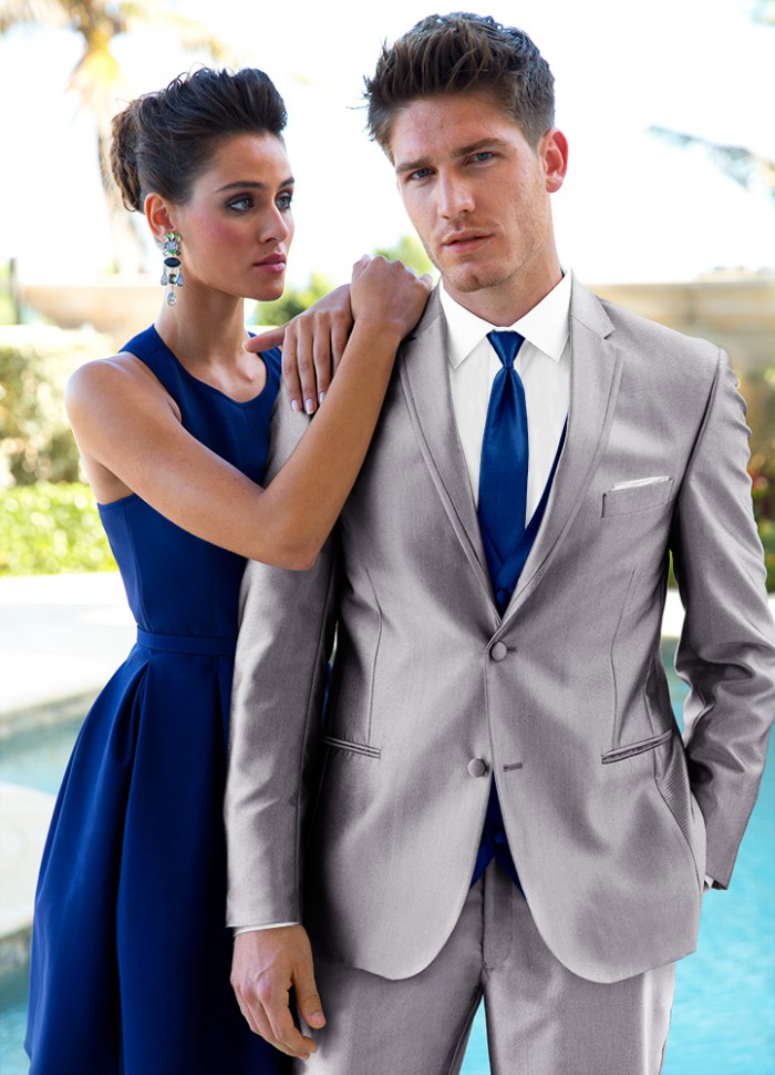 Silver Swagger Tuxedo Tuxedos Amp Suits