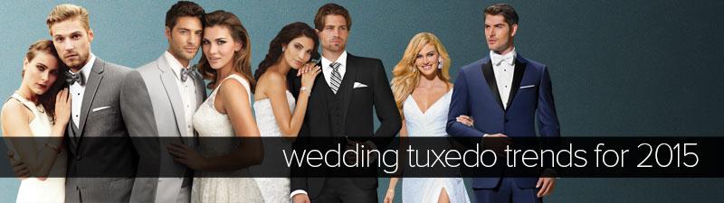 Wedding Tuxedo Trends for 2015!