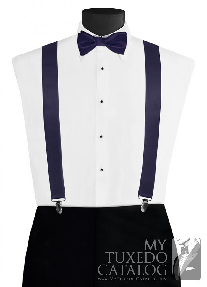 Formal Suspenders and Bow Ties
