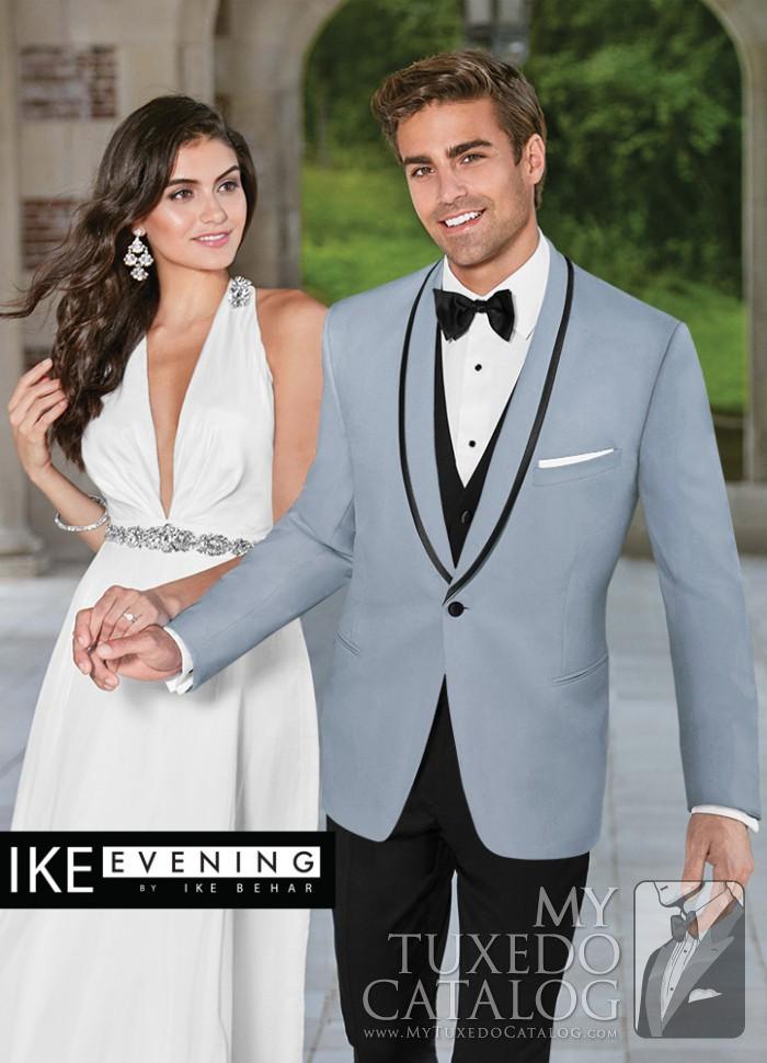 Powder Blue \'Valencia\' Tuxedo | Tuxedos & Suits | MyTuxedoCatalog.com
