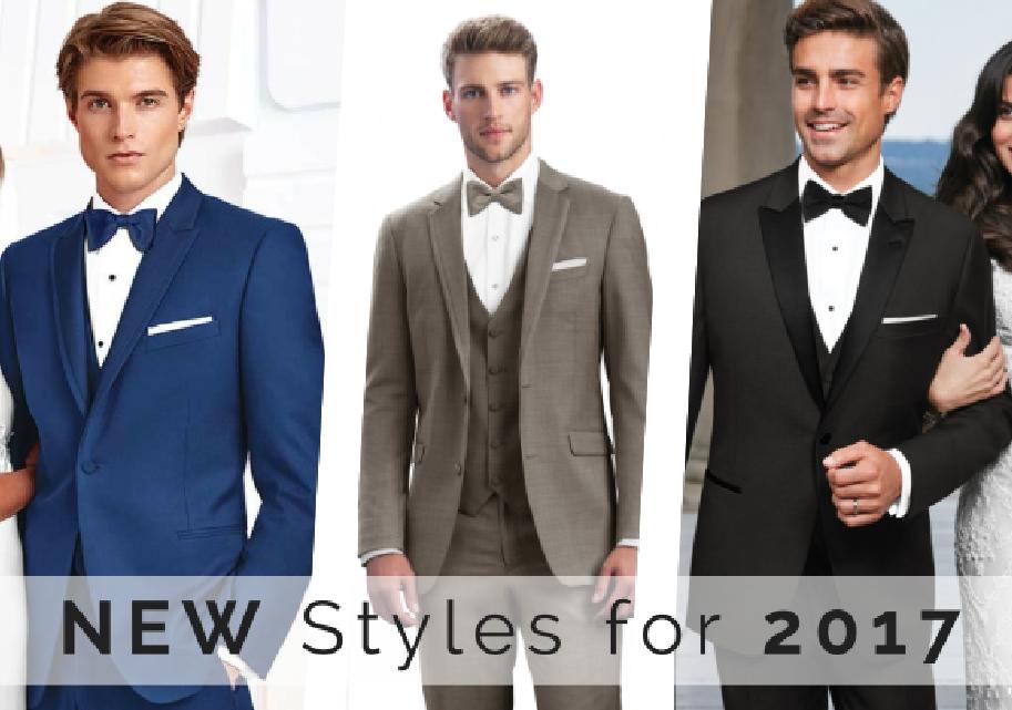 9 New Styles For 2017 Mytuxedocatalog