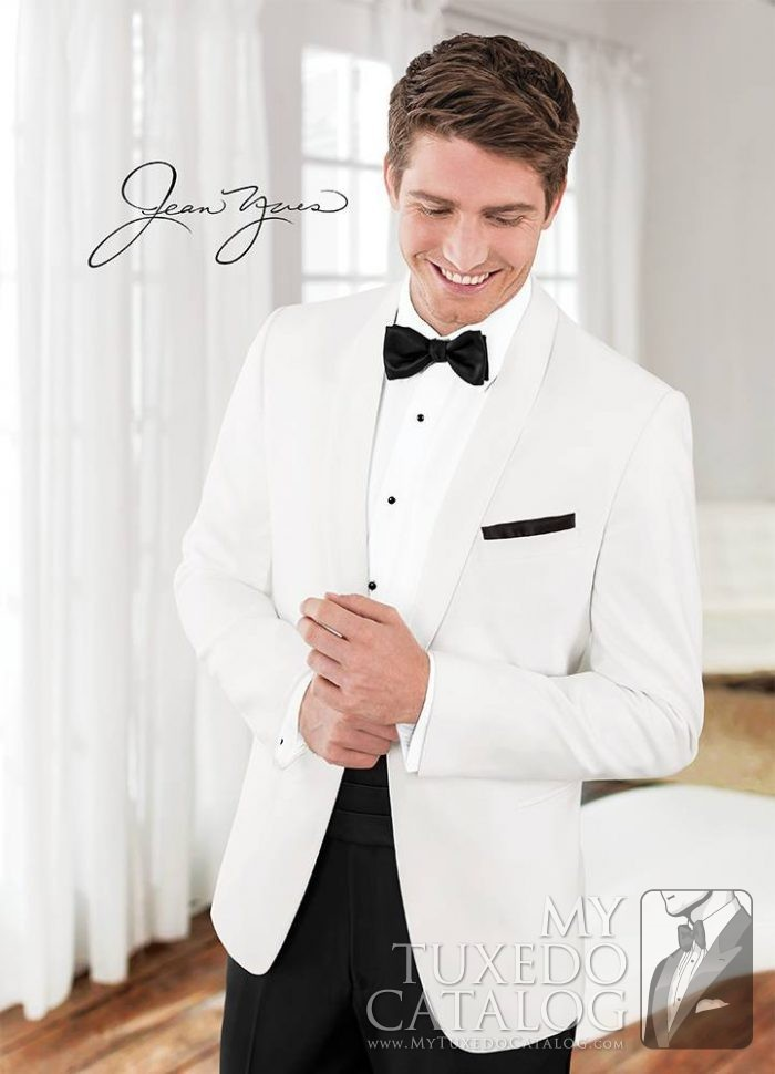 White Modern Essential Dinner Jacket Tuxedos Amp Suits