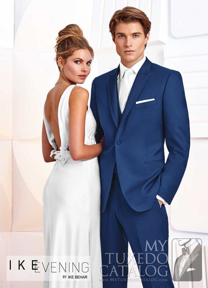 eb1cdd83b9d1 Cobalt Blue 'Greenwich' Tuxedo   Tuxedos & Suits   MyTuxedoCatalog.com