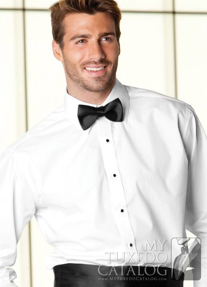 white fitted 39 vince 39 turn down collar shirt shirts