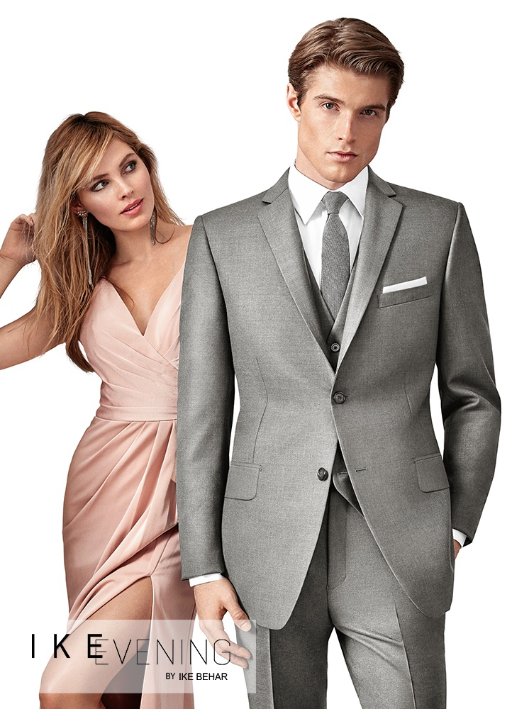 Grey 'Bryce' Suit