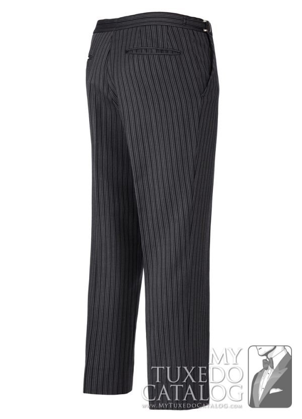 Hickory Stripe Ike Behar Cutaway Pant Pants