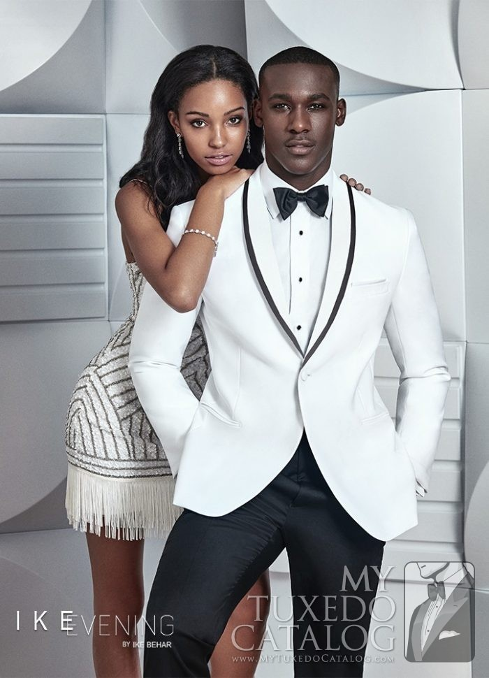 2f40386ab White 'Waverly' Tuxedo | Tuxedos & Suits | MyTuxedoCatalog.com