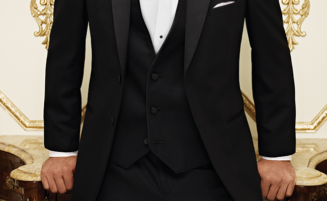 Tuxedo Q&A: 7 Tuxedo Tips To Look Your Best: The Right Waist Covering