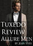 Tuxedo Review: The New 'Allure Men' Tuxedos Line by Jean Yves