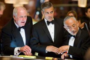 George Clooney in Black Tie