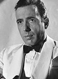 Realistically Colorized Tuxedos from the Past: Humphrey Bogart