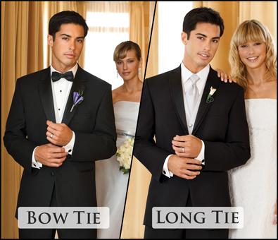 Bow Tie or Long Tie?