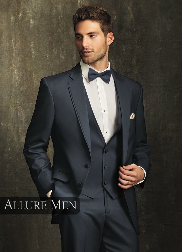 Top Ten Most Popular Rental Tuxedo Styles For January 2015