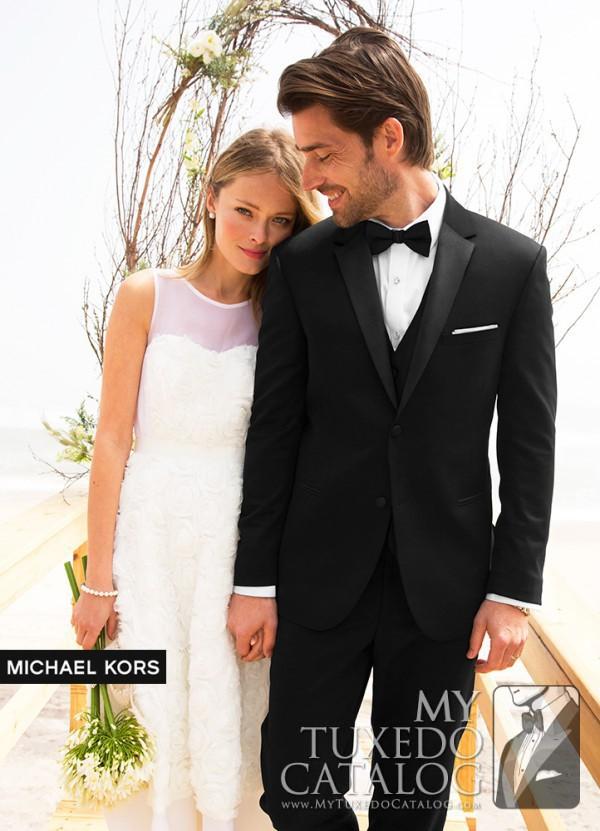 Michael Kors Black Desire Tuxedo