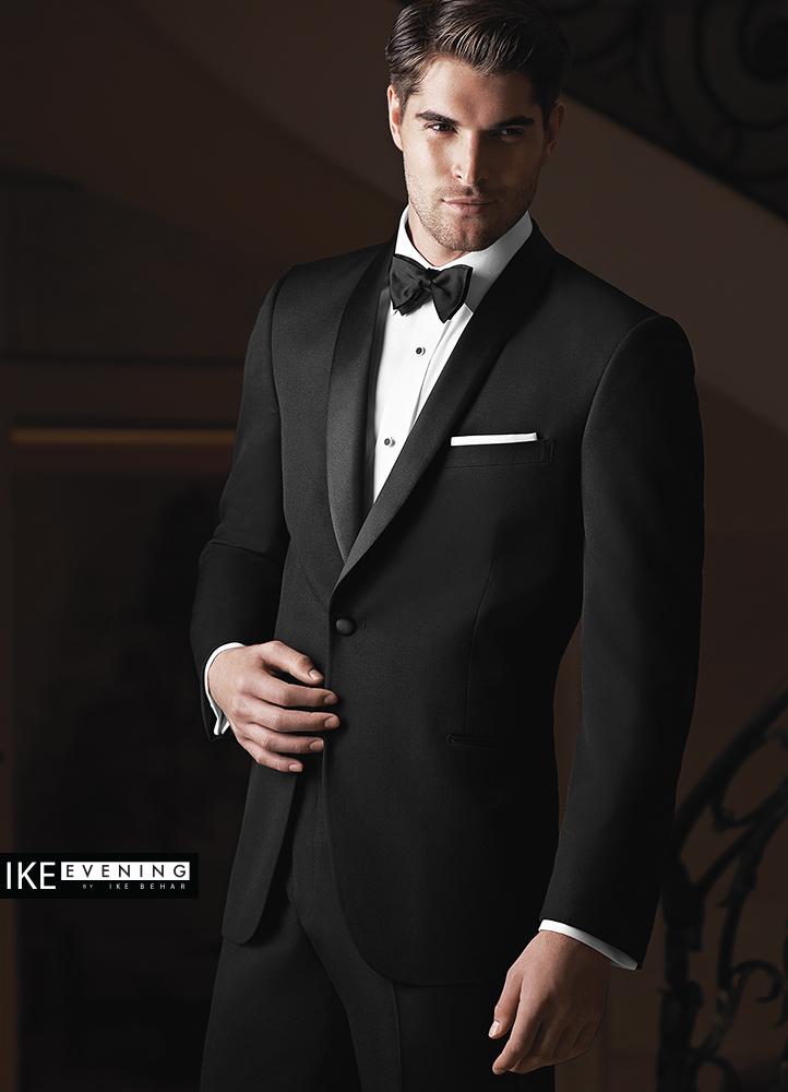 Black Braydon Tuxedo