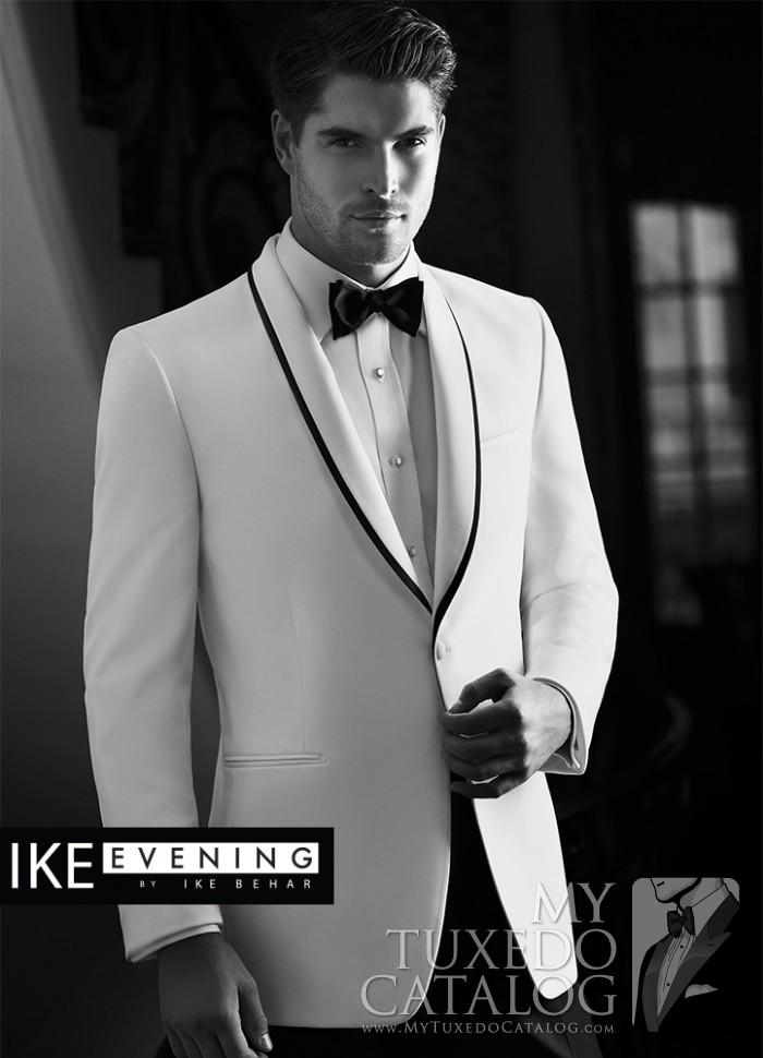White \'Waverly\' Tuxedo | Tuxedos & Suits | MyTuxedoCatalog.com