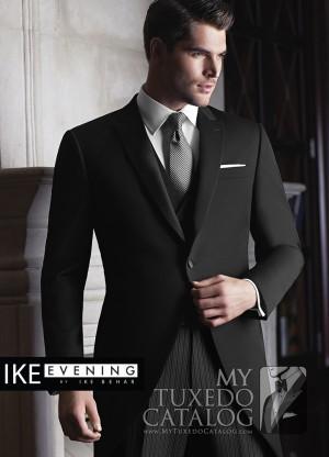 Black Wyatt Cutaway Tuxedos Amp Suits Mytuxedocatalog Com