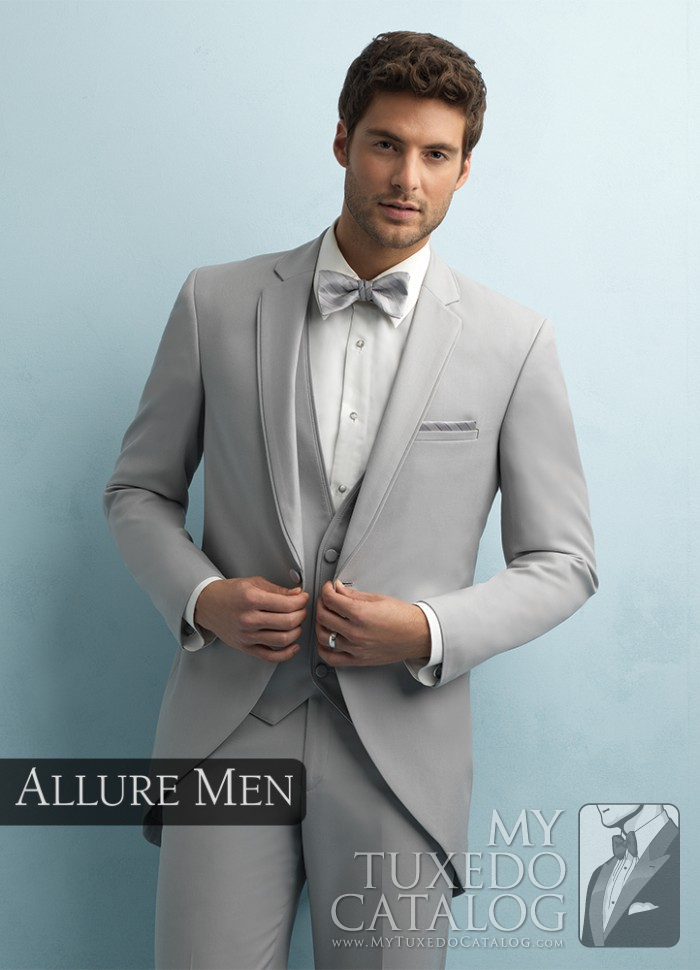 Cement Grey \'Darcy\' Cutaway | Tuxedos & Suits | MyTuxedoCatalog.com