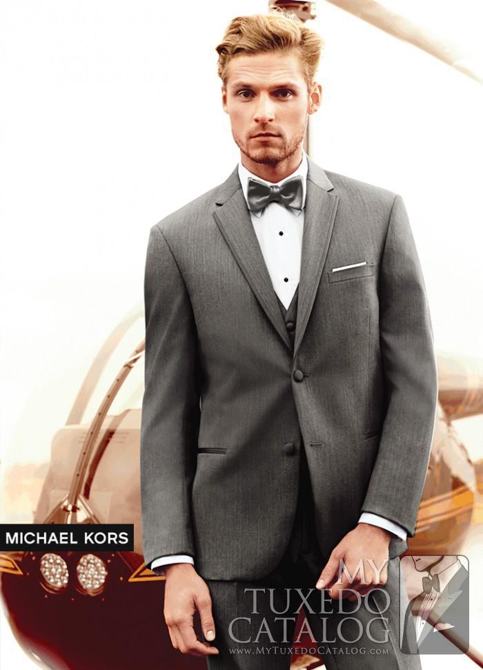 Grey \'Affection\' Tuxedo | Tuxedos & Suits | MyTuxedoCatalog.com