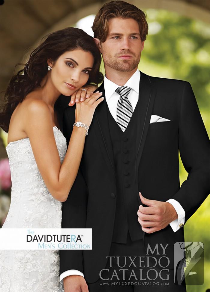 Black \'Celebration\' Tuxedo | Tuxedos & Suits | MyTuxedoCatalog.com