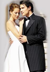 Raffinatti Black Stripe Zoot Suit