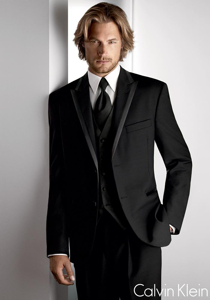 Black 'Arden' Tuxedo