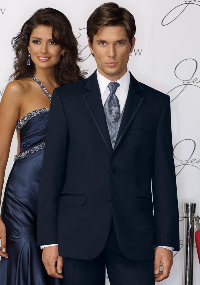 Midnight 'Savoy' Tuxedo