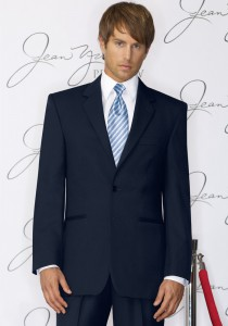Jean Yves Navy 'Ceremonia' Suit
