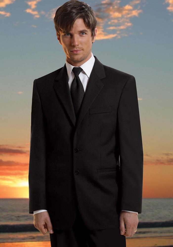 Black 'Premier' Suit