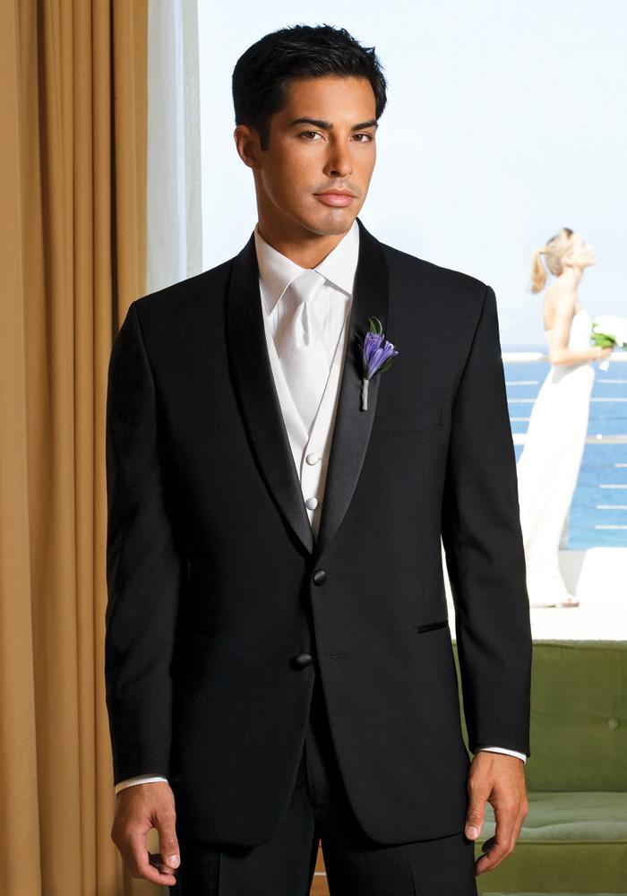 Black 'Cyprus' Tuxedo