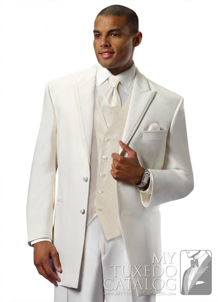 Ivory \'Lexington\' Tuxedo | Tuxedos & Suits | MyTuxedoCatalog.com