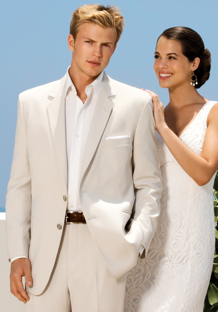Sand 'Riviera' Suit