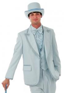 Light Blue Tuxedo