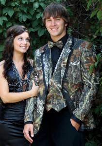 Camouflage Tuxedo