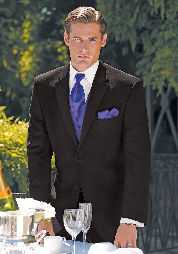 Black 'Vision' Tuxedo