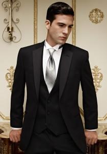 Jean Yves Black 'Ridge' Tuxedo