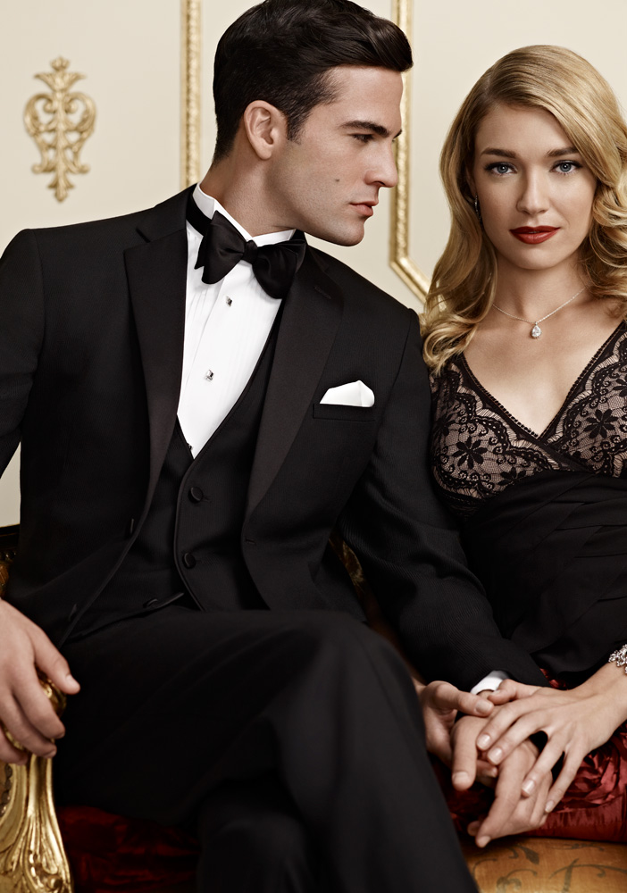 Tuxedo Questions and Answers: Are Black Tuxedos Appropriate for a ...