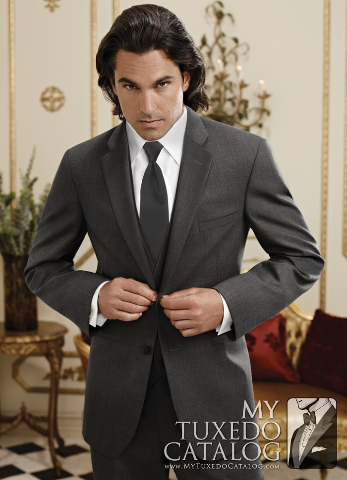 Steel Grey 'Twilight' Suit | Tuxedos & Suits | MyTuxedoCatalog.com