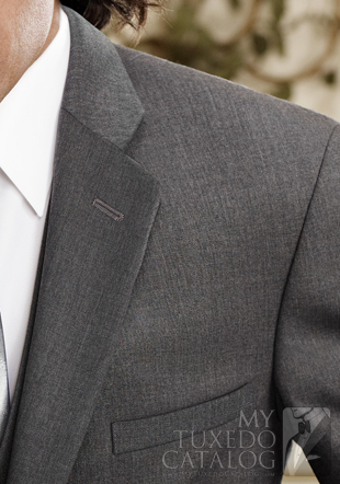 Grey 'Twilight' Tuxedo Review: Cool Matters