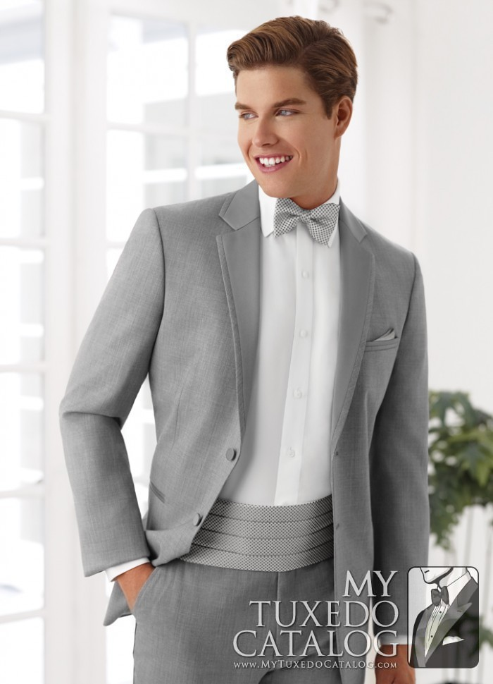 Heather Grey \'Twilight\' Tuxedo | Tuxedos & Suits | MyTuxedoCatalog.com